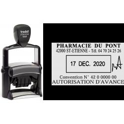 Dateur métal automatique SIGNATURE ref. 5460